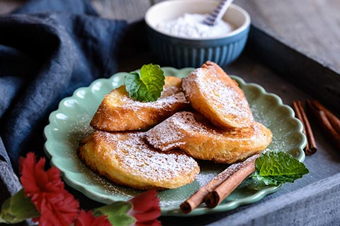 Torrijas (French toast)